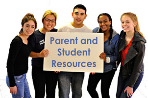 Parent and Student Resources